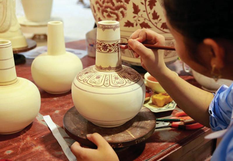 Làng gốm Chu Đậu
