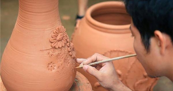Làng gốm Khmer
