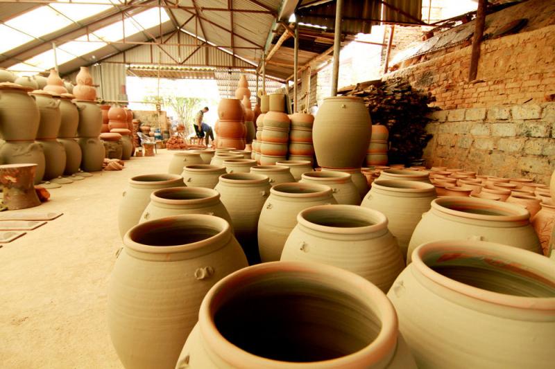 Làng gốm Phù Lãng
