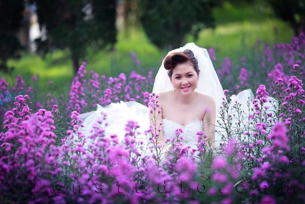 Làng hoa Hạ Lũng