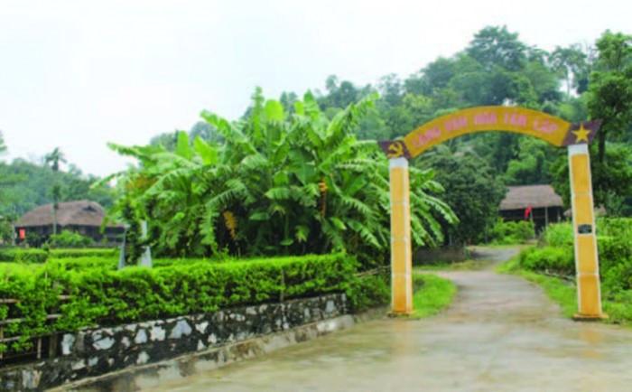 Đường vào ngôi làng không có liệt sĩ