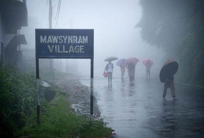 Ngôi làng Mawsynram