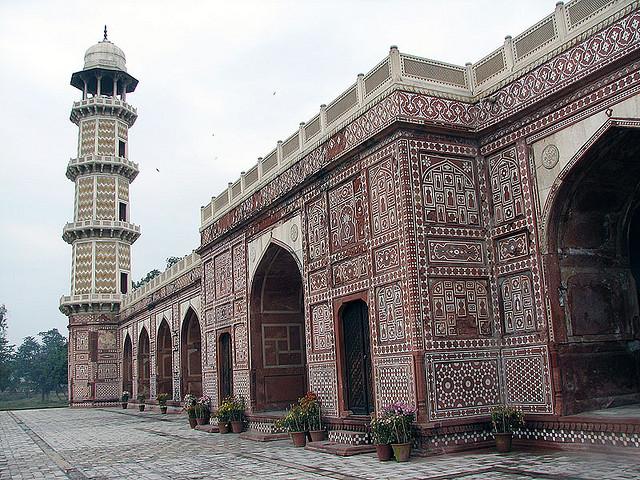Lăng mộ của Jahangir