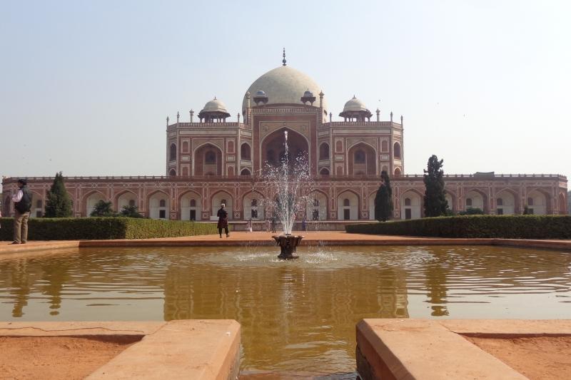 Lăng mộ Humayun ở New Delhi