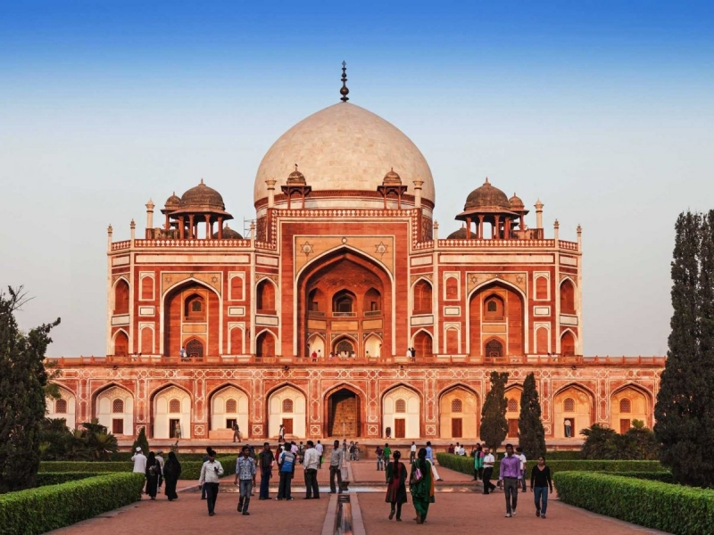 Luôn nằm trong top đầu danh hiệu mười ngôi mộ đẹp nhất hành tinh hiện nay.