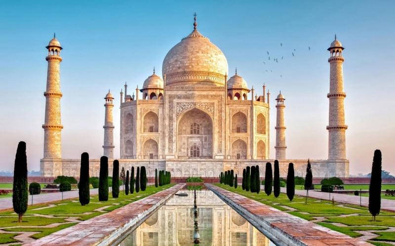 Lăng mộ Taj Mahal (Ấn Độ)
