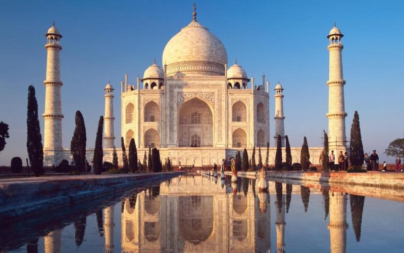 Lăng mộ Taj Mahal