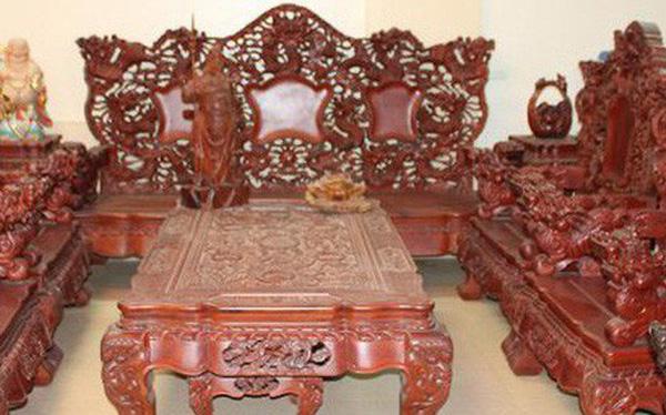 Làng nghề đồ gỗ mỹ nghệ Đồng Kỵ