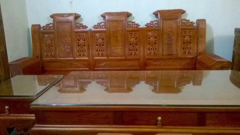 Đồ gỗ mỹ nghệ Đồng Kỵ