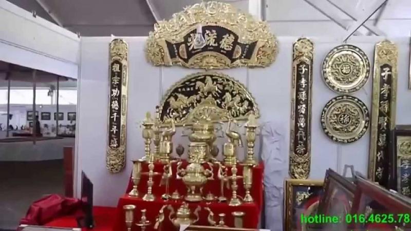 Nghề đúc đồng ở Thái Bình