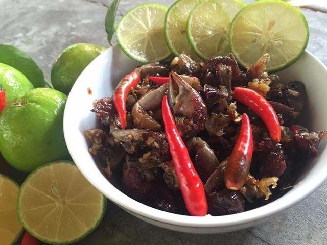 Mắm ba khía cũng là món ăn ngon tuyệt ở Hà Tiên