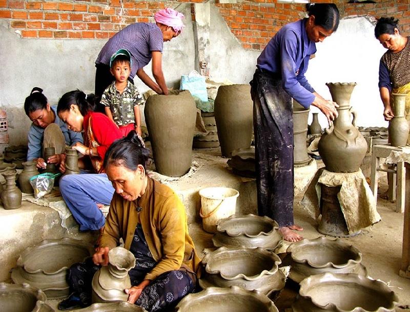 Làng Gốm Bầu Trúc - Ninh Thuận