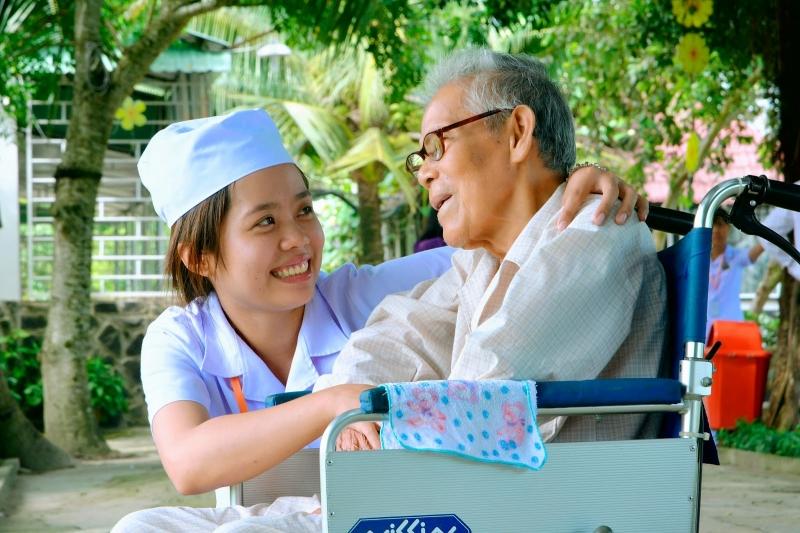 Thôn Kinh Đông là nơi cung cấp dịch vụ nghỉ dưỡng cao cấp cho người cao tuổi