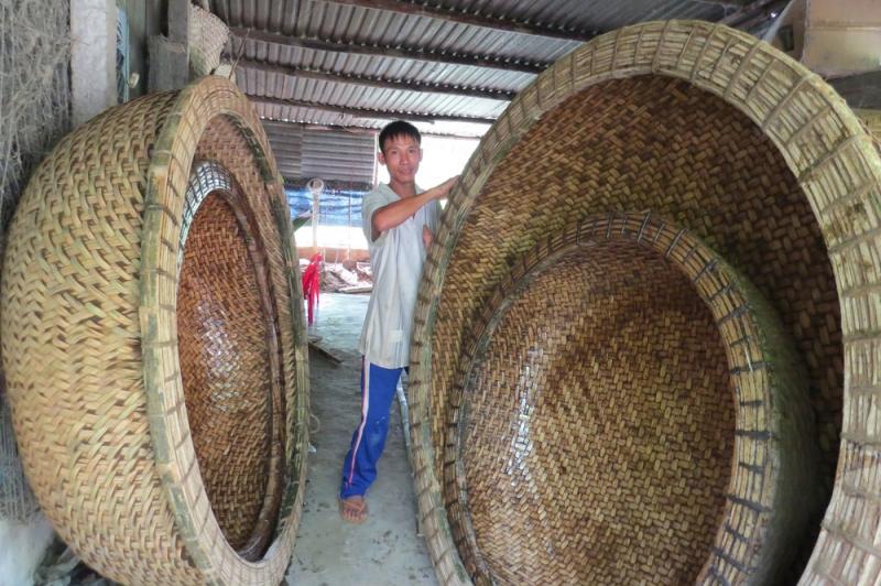 Làng thúng chai Phú Yên
