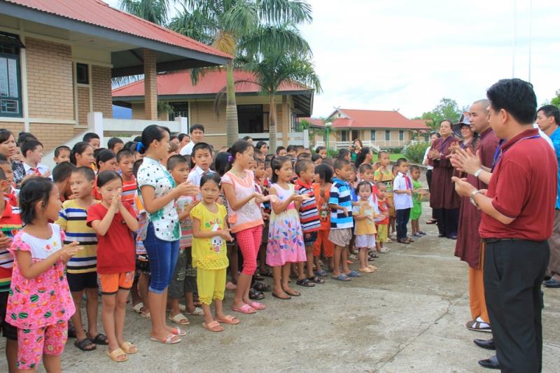 Làng trẻ em SOS Điện Biên