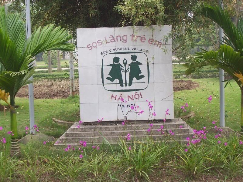 Làng trẻ em SOS Hà Nội là nơi nuôi dưỡng và chăm sóc trẻ em nhiều nhất tại Hà Nội