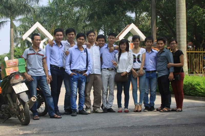Từ thiện tại làng trẻ SOS Hải Phòng
