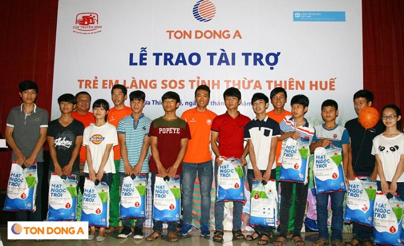 Làng trẻ em SOS Huế