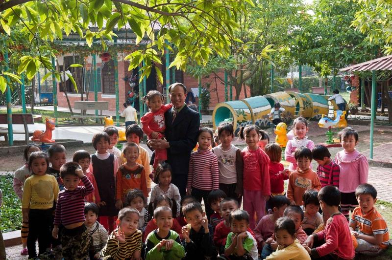 Làng trẻ em SOS Mai Dịch