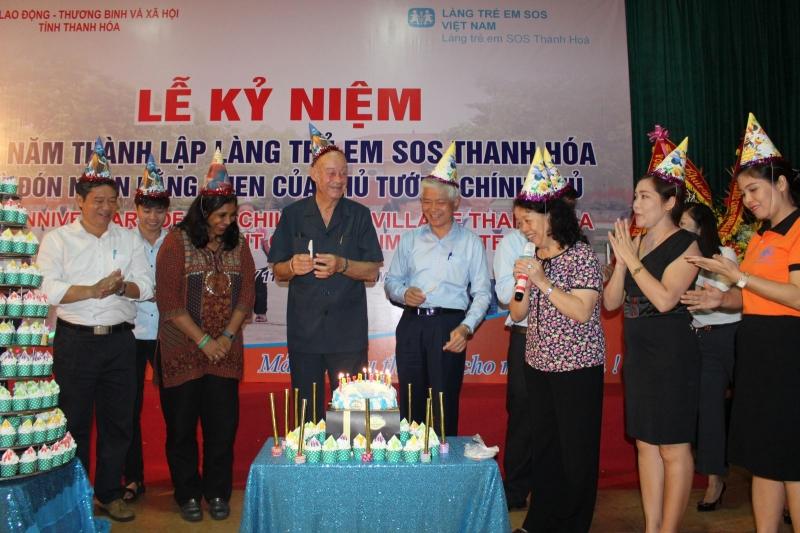Làng trẻ em SOS Thanh Hóa