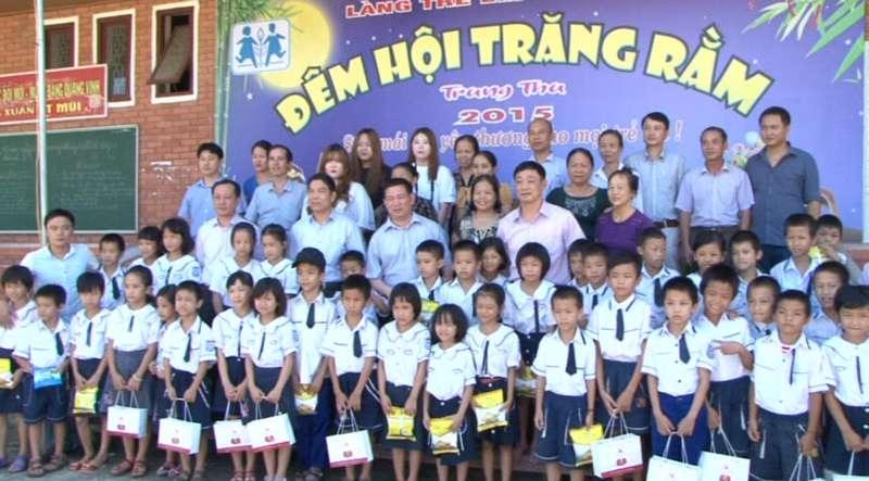 Làng trẻ em SOS Vinh