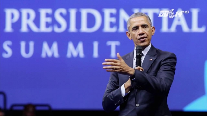 Lãnh đạo phong cách Obama