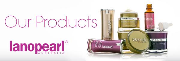 Lanopearl có các dòng sản phẩm khá đa dạng
