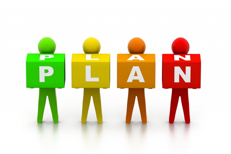 Xây dựng cho bản thân kế hoạch làm việc cụ thể và tổng quát