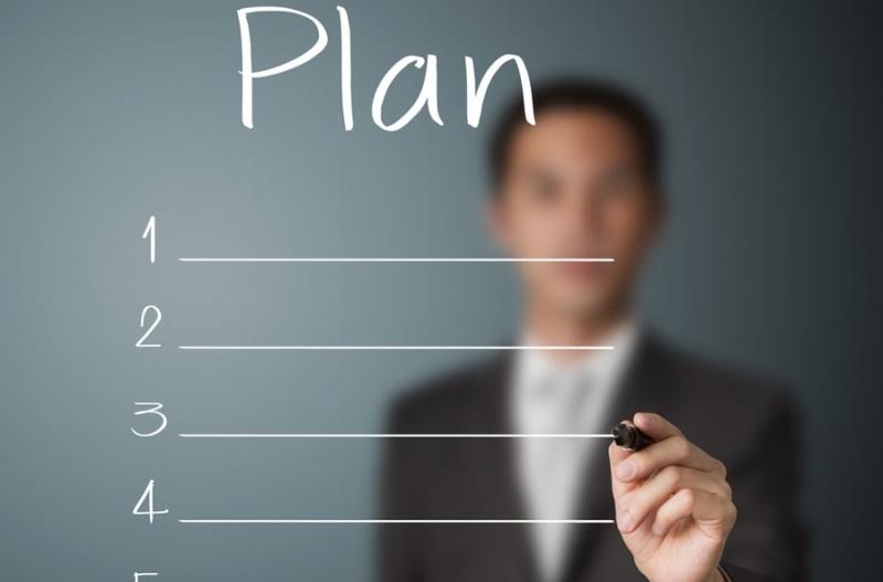 Lập kế hoạch thu chi rõ ràng