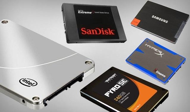 Lắp ổ cứng thể rắn (SSD)