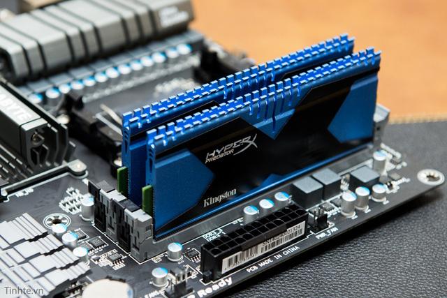 Lắp thêm RAM – Chi phí: 350.000 – 1.200.000 VND