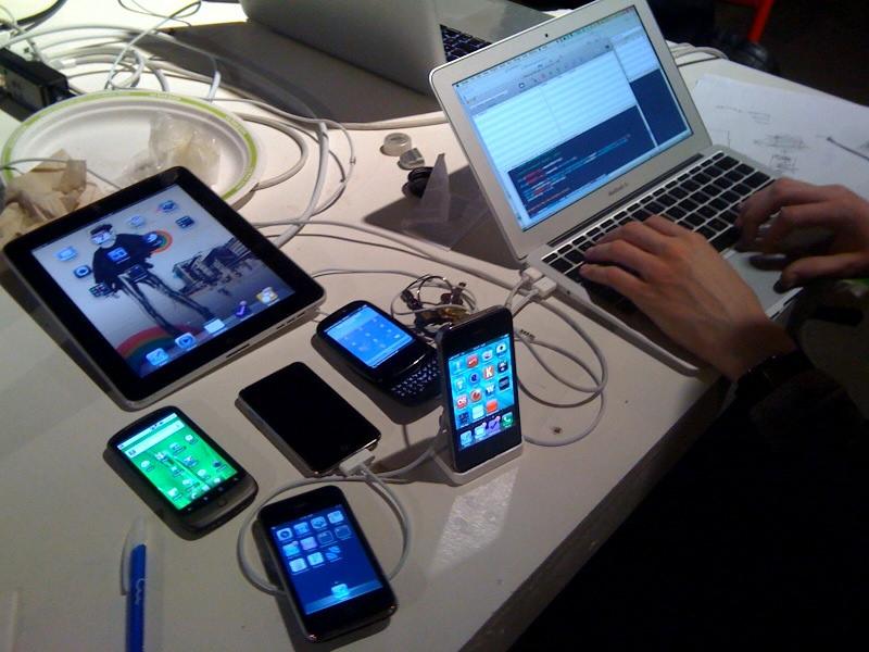 Lập trình ứng dụng điện thoại