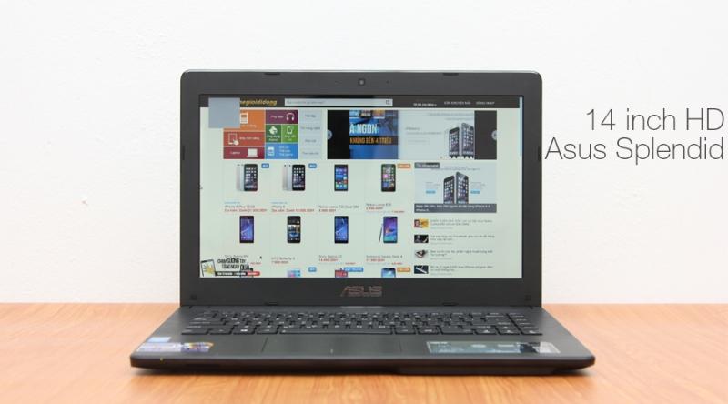 Laptop ASUS X452LDV-269D