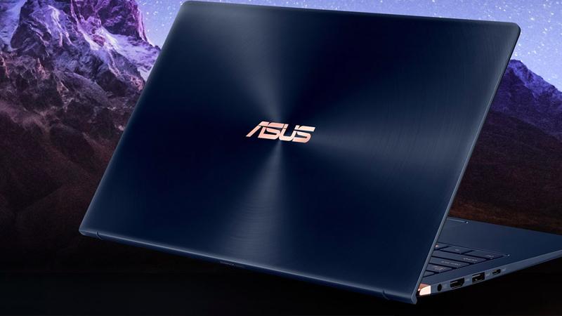 Laptop Asus ZenBook UX433FA i5 8265U/8GB/256GB/Túi/Win10 (A6061T)
