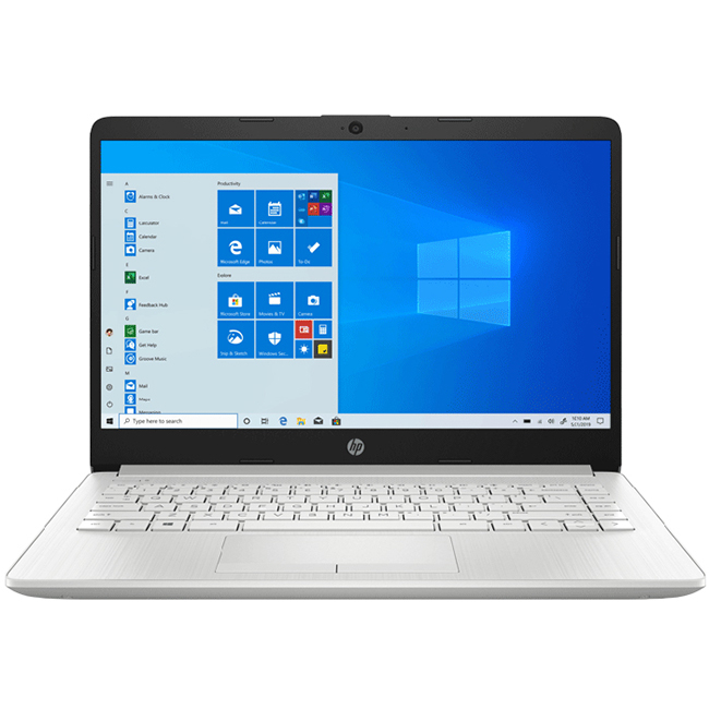 Laptop HP 14s dk1055AU R3 3250U/4GB/256GB/Win10 (171K9PA)