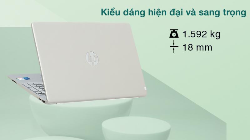 Laptop HP 15s fq2559TU i5 1135G7/8GB/512GB/Win10 (46M27PA)
