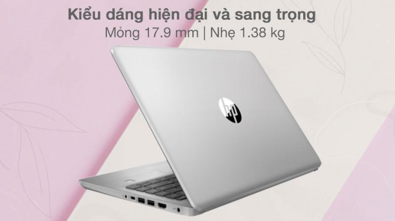 Laptop HP 340s G7 i3 1005G1/4GB/256GB/Win10 (240Q4PA)