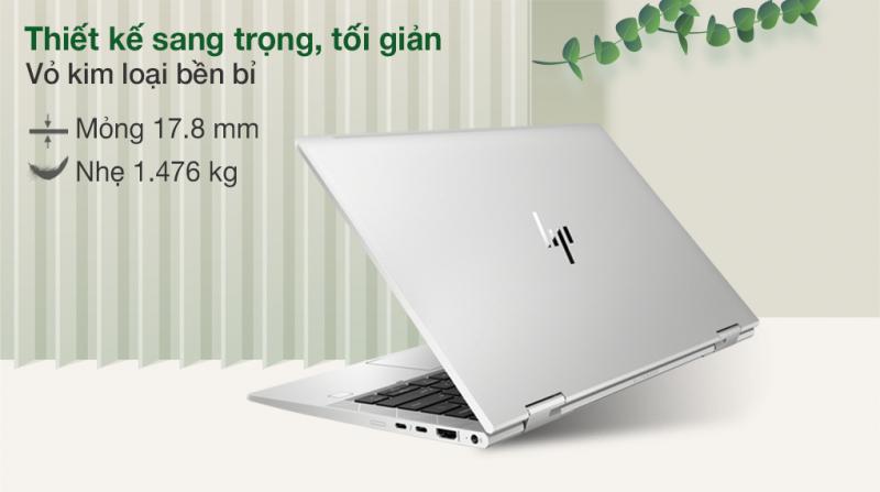 Laptop HP EliteBook X360 830 G8 i7 1165G7/16GB/512GB/Touch/Pen/Win10 Pro (3G1A4PA)