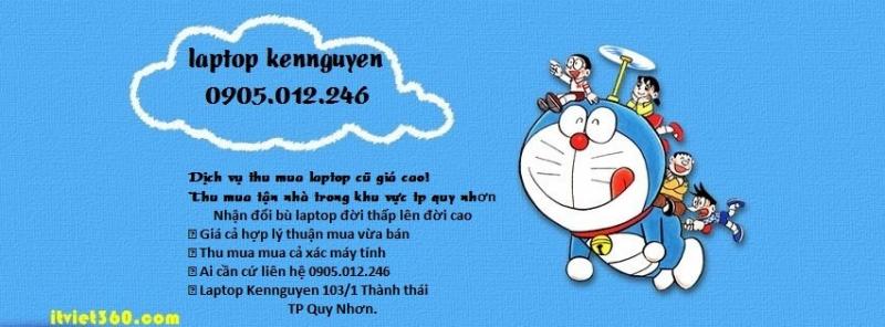 Laptop Ken Nguyễn Quy Nhơn