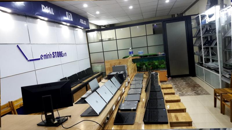 Cửa hàng laptop Lê Minh