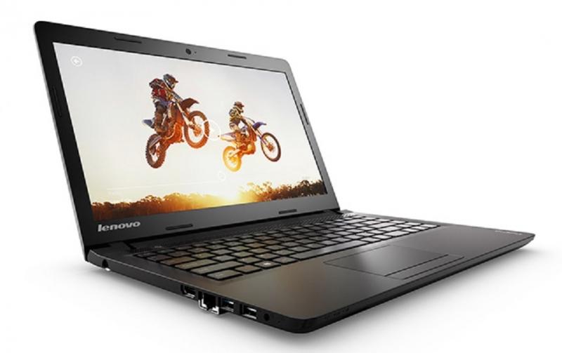 Laptop Lenovo IdeaPad 100 với thiết kế trẻ trung, năng động