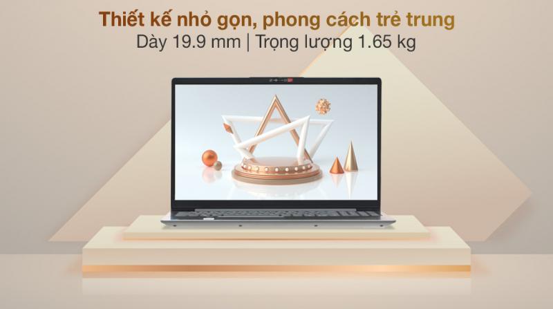 Laptop Lenovo IdeaPad 3 15ITL6 i5 1135G7/8GB/512GB/Win10 (82H80042VN)