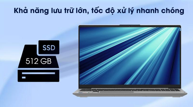 Laptop Lenovo IdeaPad Slim 5 15ITL05 i5 1135G7/8GB/512GB/Win10 (82FG001PVN)