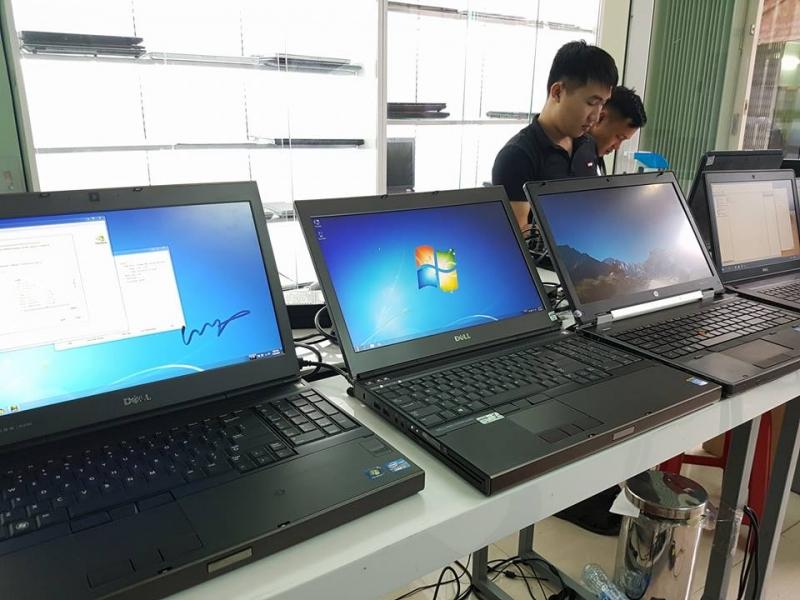 Shop bán Laptop cũ uy tín giá rẻ tại Đà Nẵng