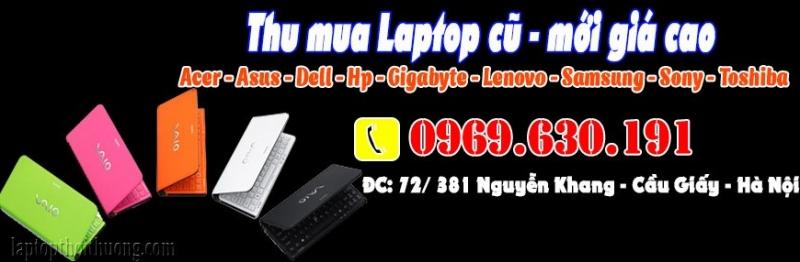Laptop Thời Thượng - địa chỉ thu mua laptop cũ giá cao và uy tín nhất Hà Nội