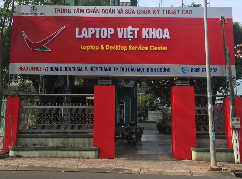 Laptop Việt Khoa