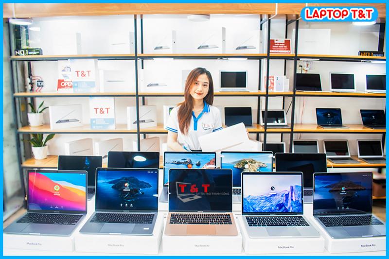 Laptpop T & T