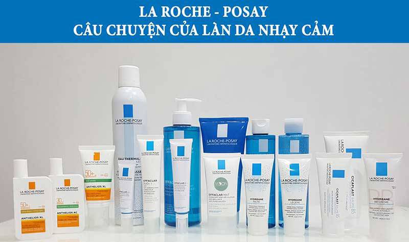 Các sản phẩm của Laroche Posay