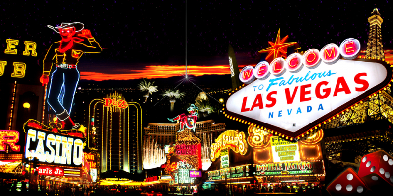 Las Vegas - Thành phố không ngủ đêm