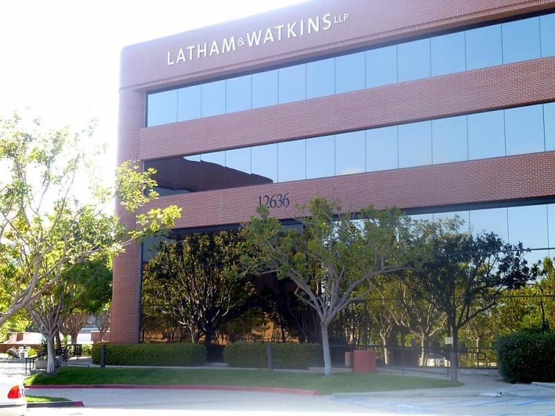 Latham & Watkins vừa là tên công ty cũng vừa là tên 2 người đồng sáng lập